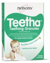 Гранулы ромашки при прорезывании зубов с 3 месяцев
