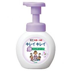 """Lion """"KireiKirei"""" пенящееся мыло антибактериальное для рук c цветочным ароматом 250мл"""