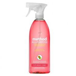 Method, Универсальное натуральное чистящее средство Розовый грейпфрут, 828 мл.