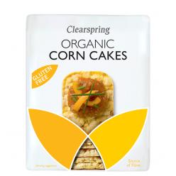Органические кукурузные хлебцы 130 гр