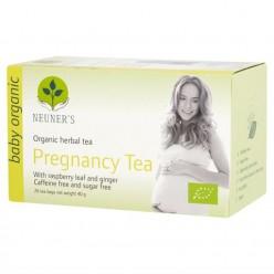 Органический травяной чай для беременных
