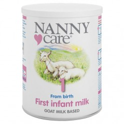 NANNYcare Goat Milk(infant) 0-6 мес - 400g