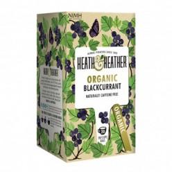 Чай из органической дикой черной смородины
