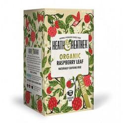 Органический чай из листьев малины