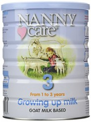 NANNYcare Goat (Growing-Up) Milk 1-3 года - 900g
