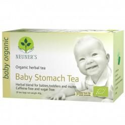 Детский органический травяной чай при болях в животике 20 пакетиков