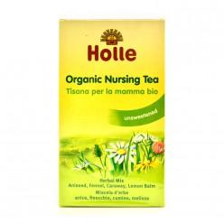Органический чай для кормящих мам 20 пакетиков