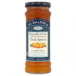 Французский джем без сахара 100% фрукты (абрикос) 284гр.