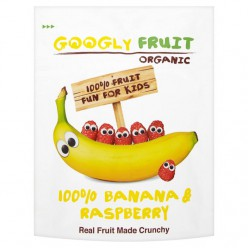 Сухофрукты банан и малина 1уп./14гр.