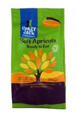 Сухофрукты, органический абрикос 250гр.
