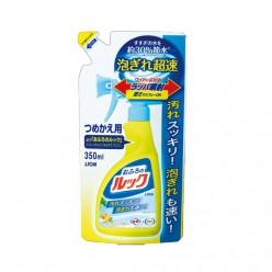 """Чистящее средство для ванной """"Чистый Дом""""с антибактериальным эффектом с ароматом лимона Lion """"Look"""", запаска 350 мл."""