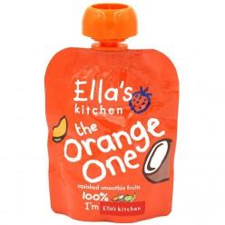 Ассорти из оранжевых фруктов 6+мес/90гр