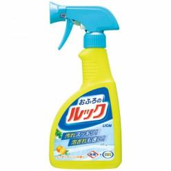 """Чистящее средство для ванной """"Чистый Дом""""с антибактериальным эффектом и ароматом лимона Lion """"Look"""", спрей 400мл."""