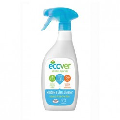 """Экологическое средство для чистки окон и стеклянных поверхностей спрей 500мл""""Эковер"""""""