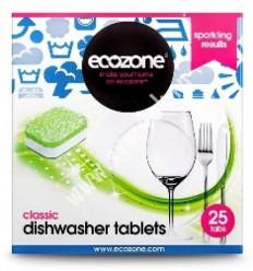 """""""Экозон"""" Таблетки для посудомоечной машин 25шт."""