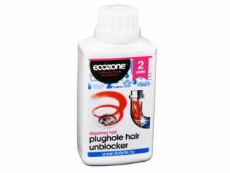 """""""Экозон"""" - Жидкий сантехник для удаления волос в душе, 250 мл"""