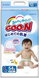 Подгузники GooN Super Jumbo L 54 (9-14кг)
