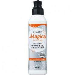 """Средство для мытья посуды """"Magica"""" с ароматом апельсина, флакон-дозатор, 230мл"""