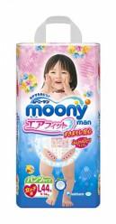 Трусики Moony Man L 44 для девочек (9-14кг)