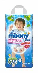 Трусики Moony Man L 44 для мальчиков (9-14кг)