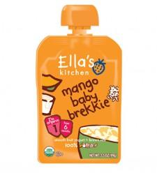 Завтрак Манго с йогуртом и злаками 6+мес/100гр